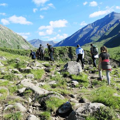 Ulyun Trail Camp